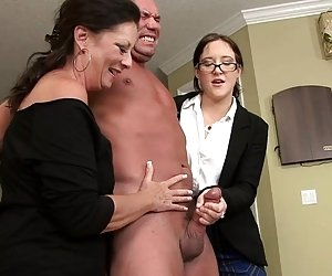 Mom CFNM Videos